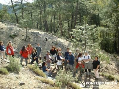 Turismo Activo - Parque Natural de Cazorla; rutas por la pedriza